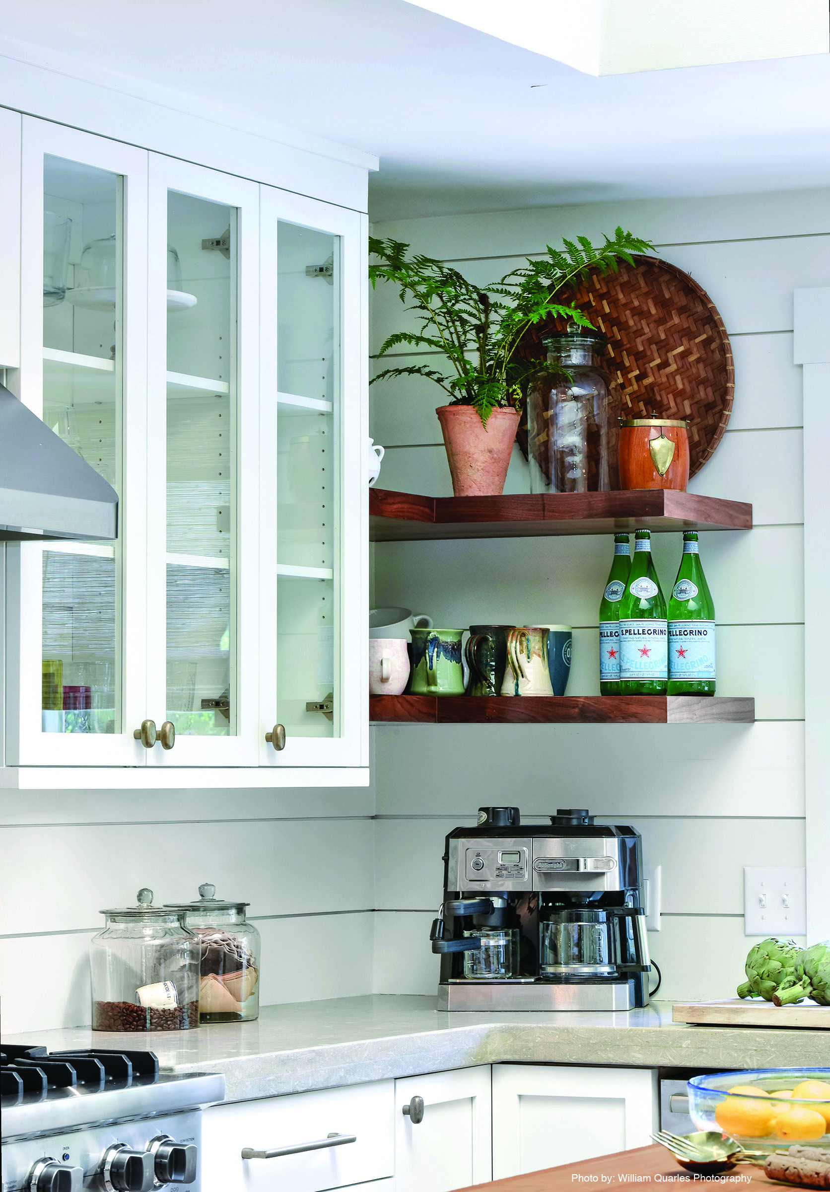 Make a statement in your kitchen with shiplap! PrimeLinx Shiplap has ...