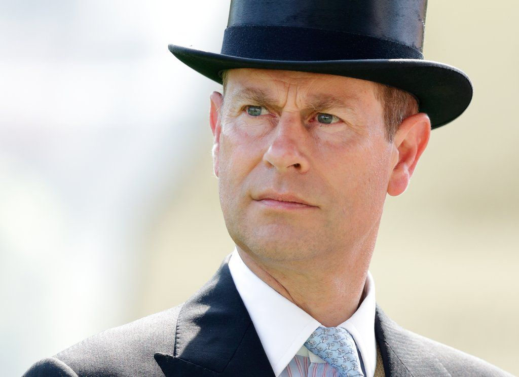 Prince Edward, Earl of Wessex (With images) | Prince ...  Edward Earl Of Wessex Young