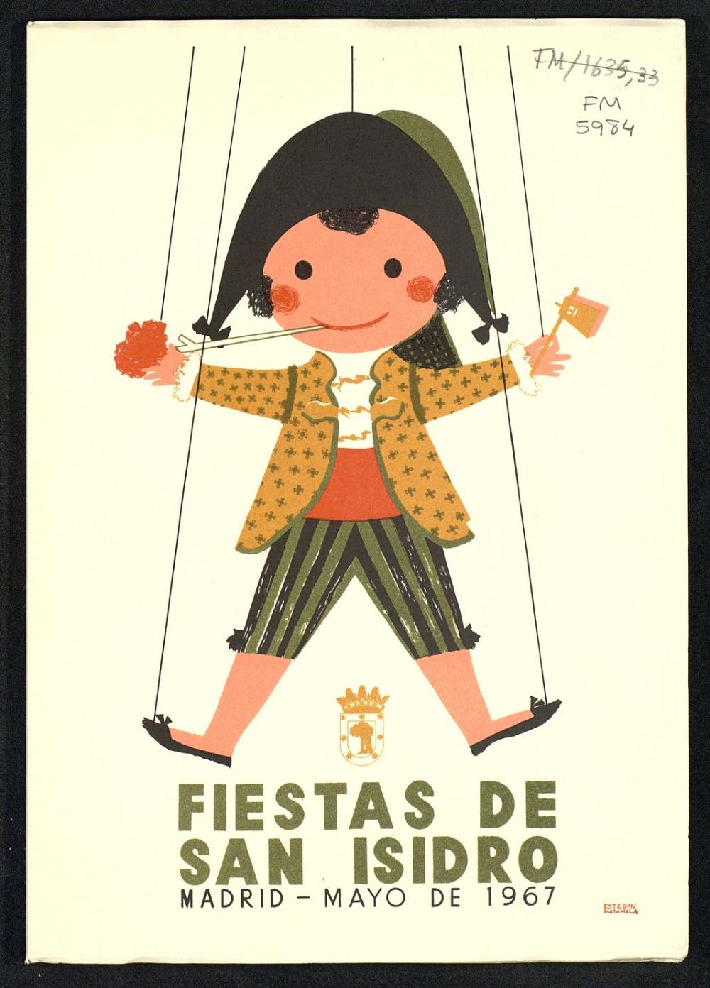 160 Ideas De Madrid San Isidro En 2021 Carteles De Fiesta Cartel Santos