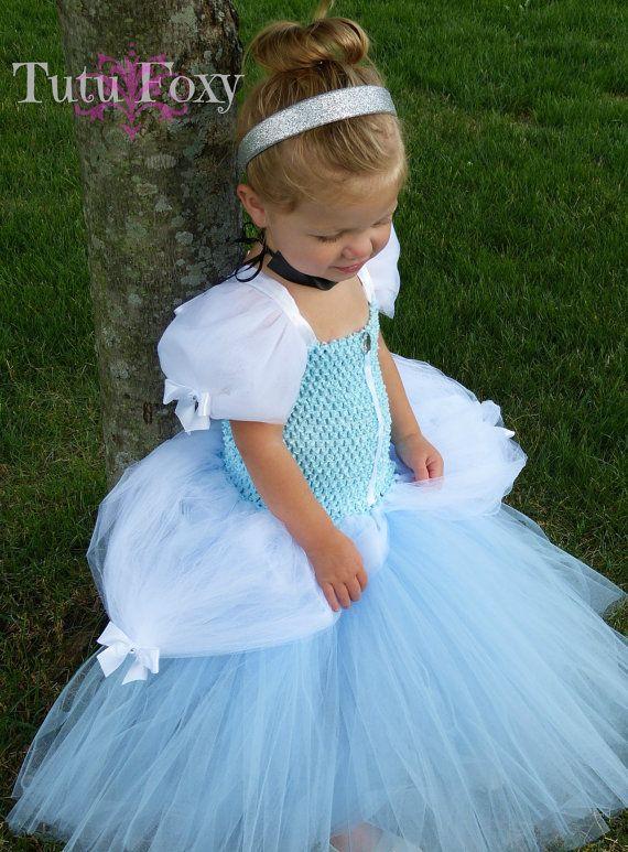 78696cef0 Cinderella Tutu Dress Cinderella Dress Cinderella Costume
