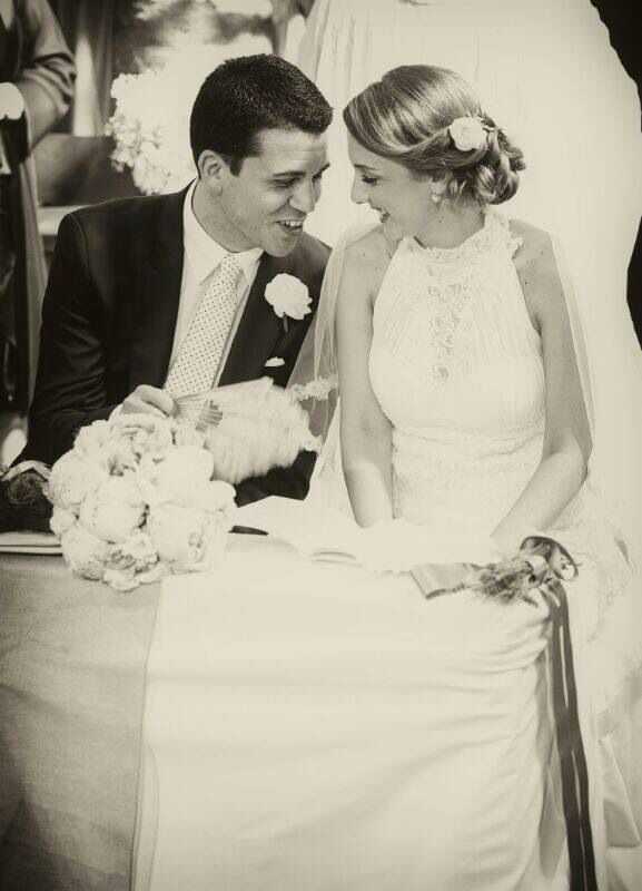 Smile #weddingday