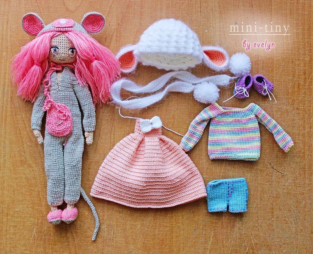 Amigurumi Doll Anime : The sweet card captor sakura clow card ooak doll cute doll