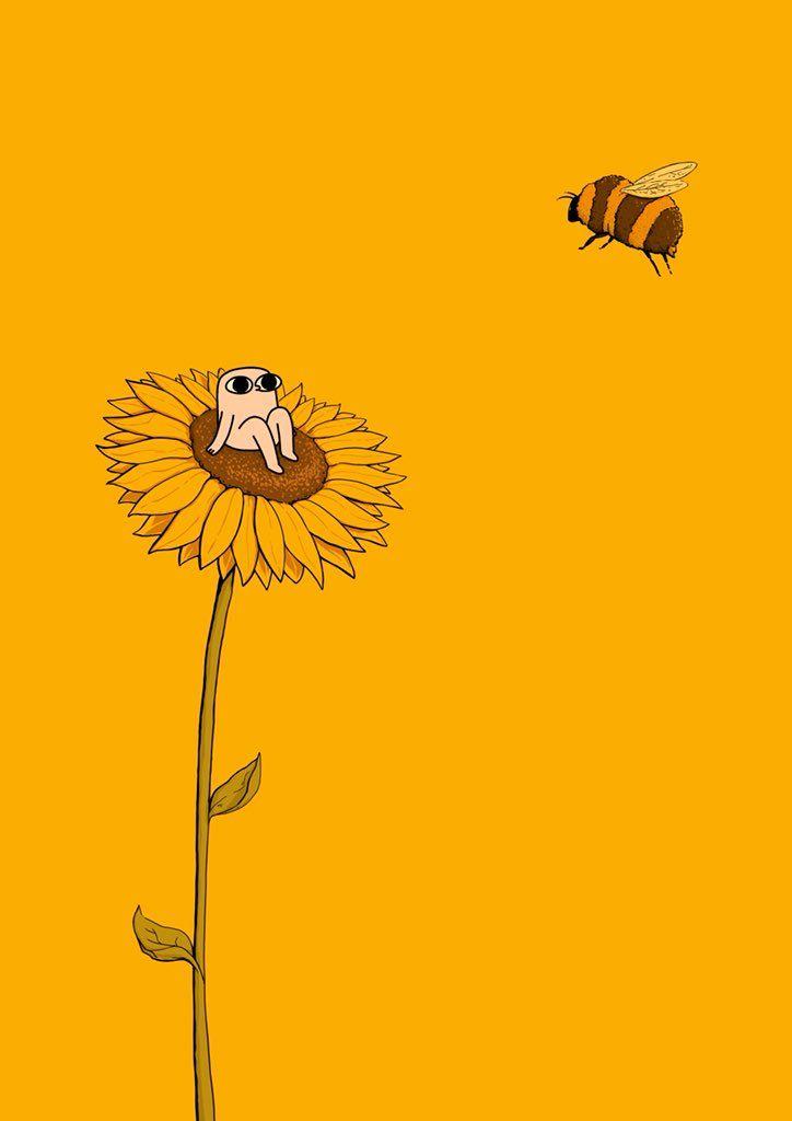 Ketnipz On Twitter Quirky Wallpaper Kawaii Wallpaper Cartoon Wallpaper