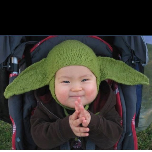 How To Knit A Baby Yoda Hat Patterns