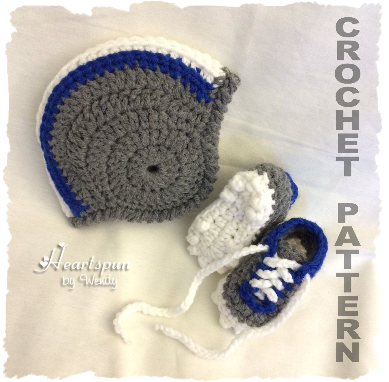 Crochet pattern to make a football helmet baby hat with optional crochet pattern to make a football helmet baby hat with optional chin straps and baby sports dt1010fo