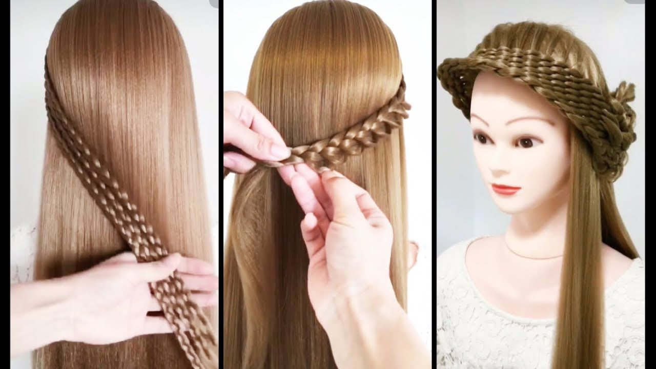40 Amazing Hair Transformations Easy Beautiful Hairstyles Tutorials Be Cool Hairstyles Hair Styles Long Hair Styles