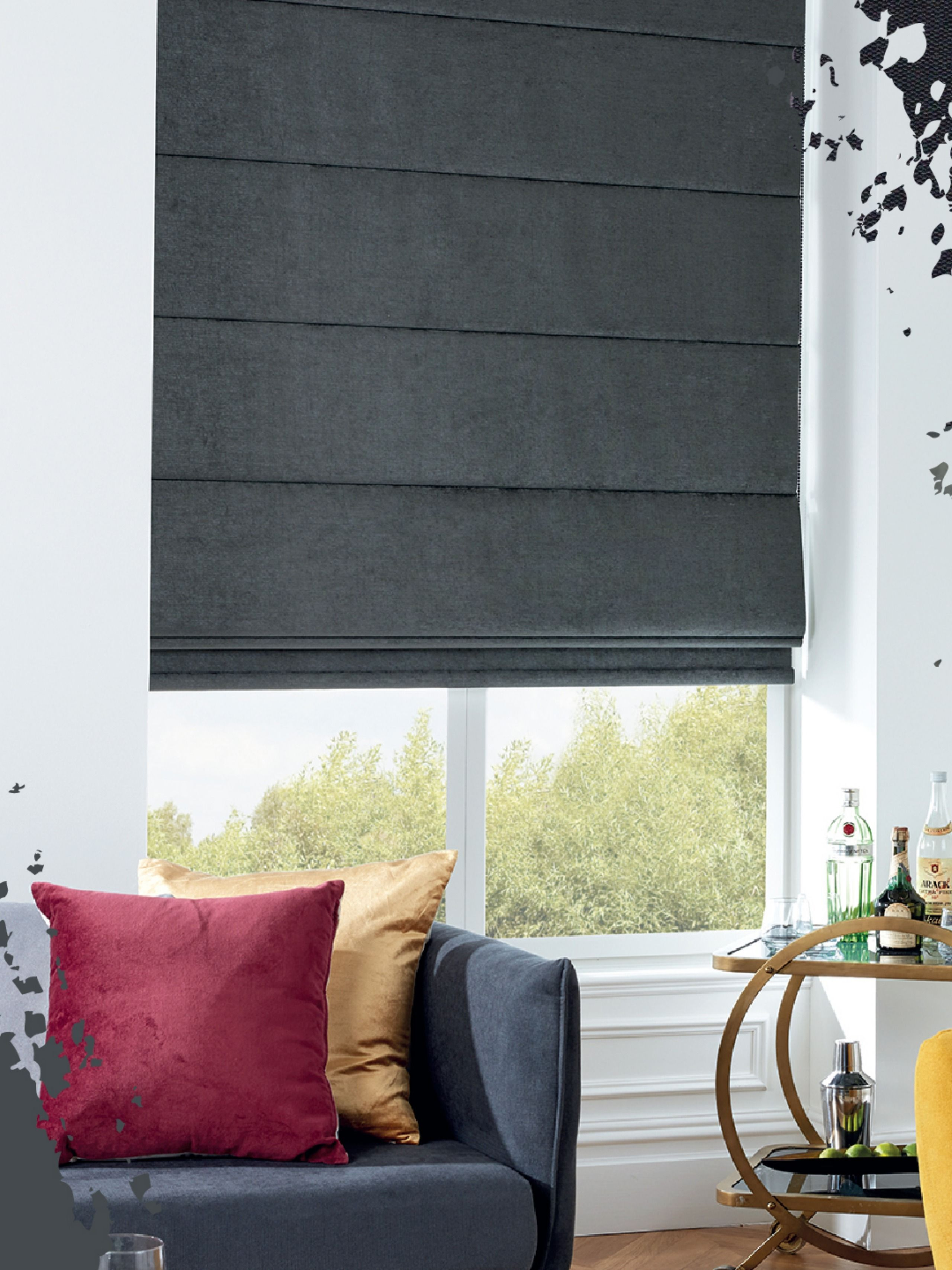 Terrific Pictures Roman Blinds Living Room Ideas Roman Blinds Are A Favorite Favourite Among Conscious Homeowners As They Provide A Stylish Stylish And Afforda #roman #blinds #living #room