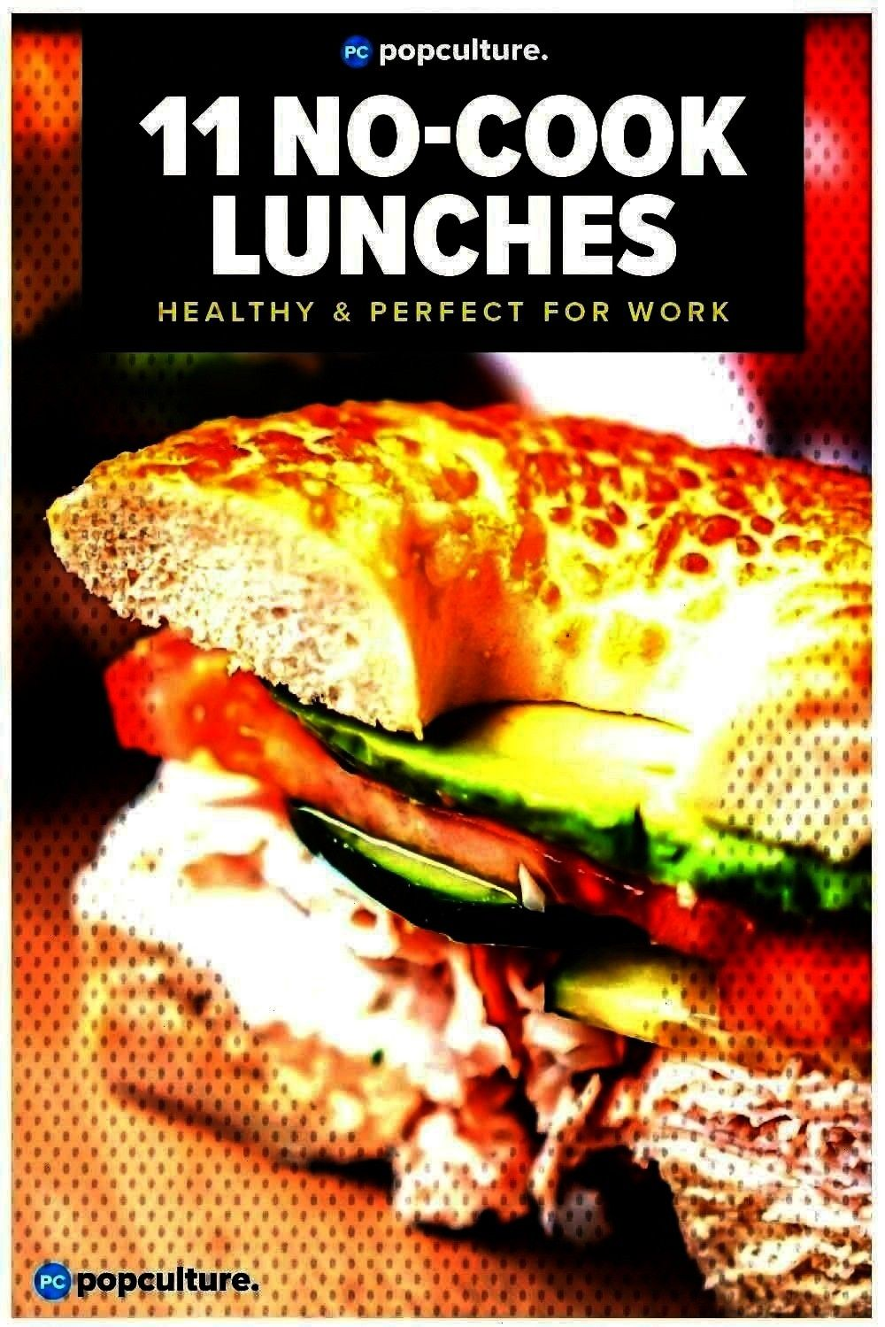 healthy lunch ideas that dont require much effort. These 11 easy Theres something to be said for