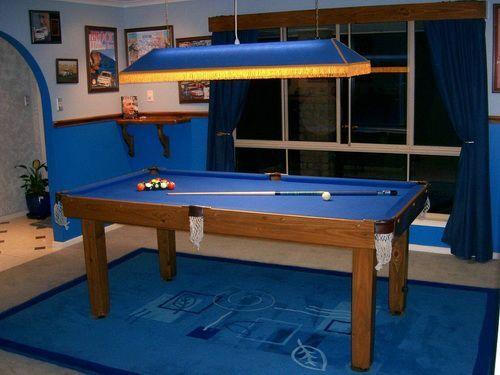 6ft Harvard Pool Table