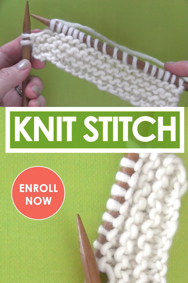 Photo of How to Knit Stitch Technique with Video Tutorial