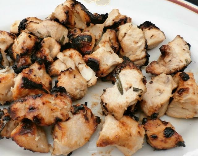 Sam's Place: Grilled Rosemary Ranch Chicken