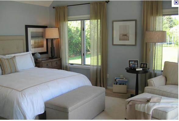 Sherwin Williams Upward Paint 2 Traditional bedroom
