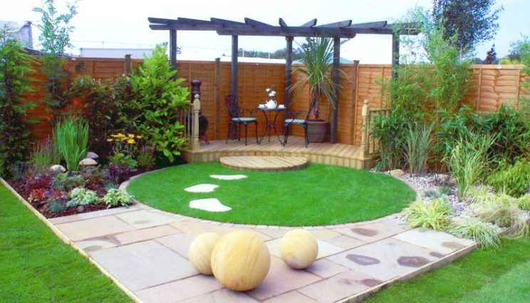 20 amazing small garden ideas the real relaxation space garden rh pinterest com
