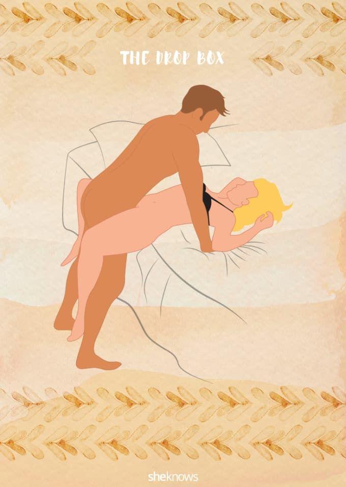 Best sex position for a women