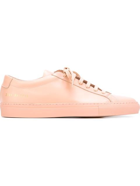 COMMON PROJECTS 'Original Achilles Low' Sneakers. #commonprojects #shoes…