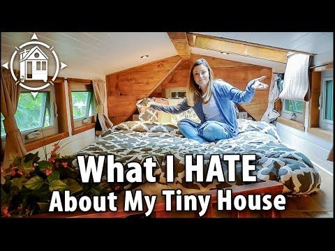 Living In A Tiny House Stinks The Cons Of My Tiny Home