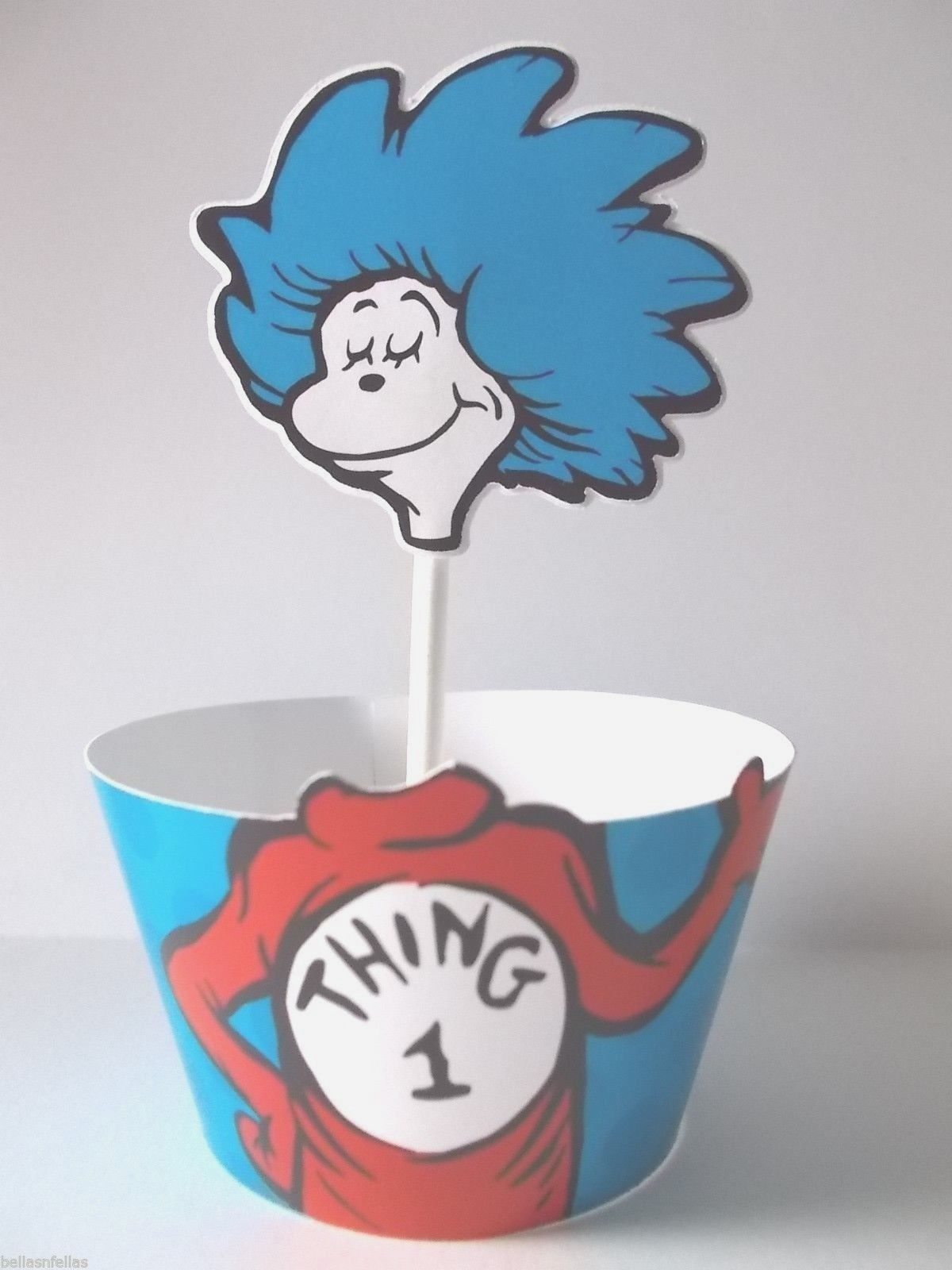 THING 1 & THING 2 PARTY IMAGES