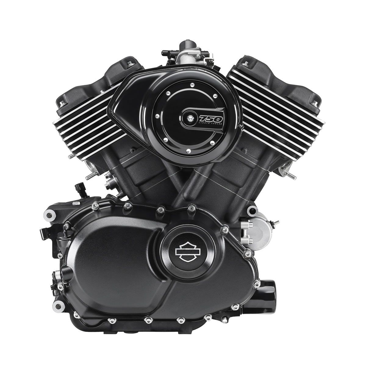 could this street 750 liquid cooled engine make it on the dirt