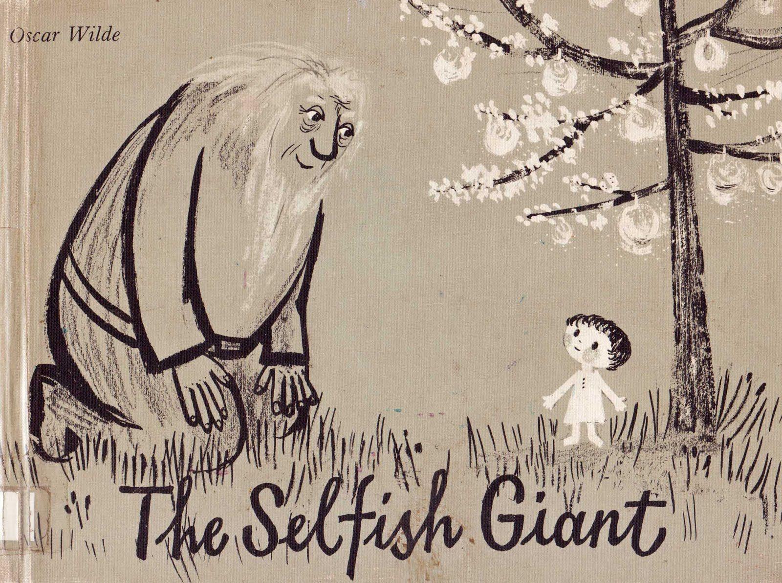 The Selfish Giant Oscar Wilde ~ Gertraud and Walter Reiner ~ Harvey House, 1967