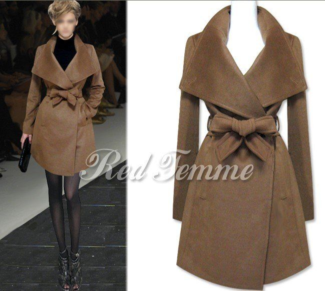 1372] 2011 JAPAN FASHION WOMAN'S HOT SALE COATS,WOMEN FASHION ...