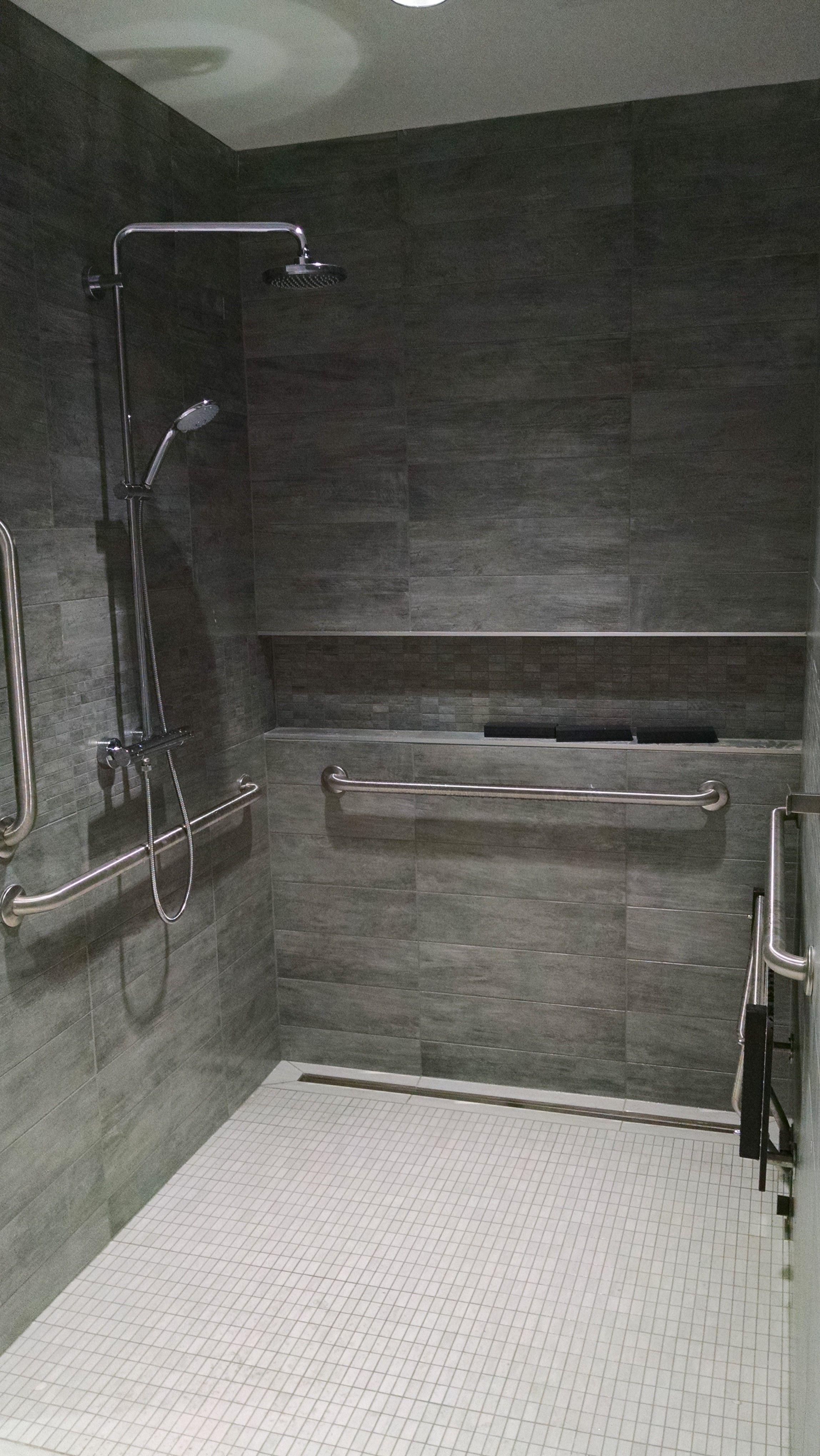 Handicap Shower Stall Designs