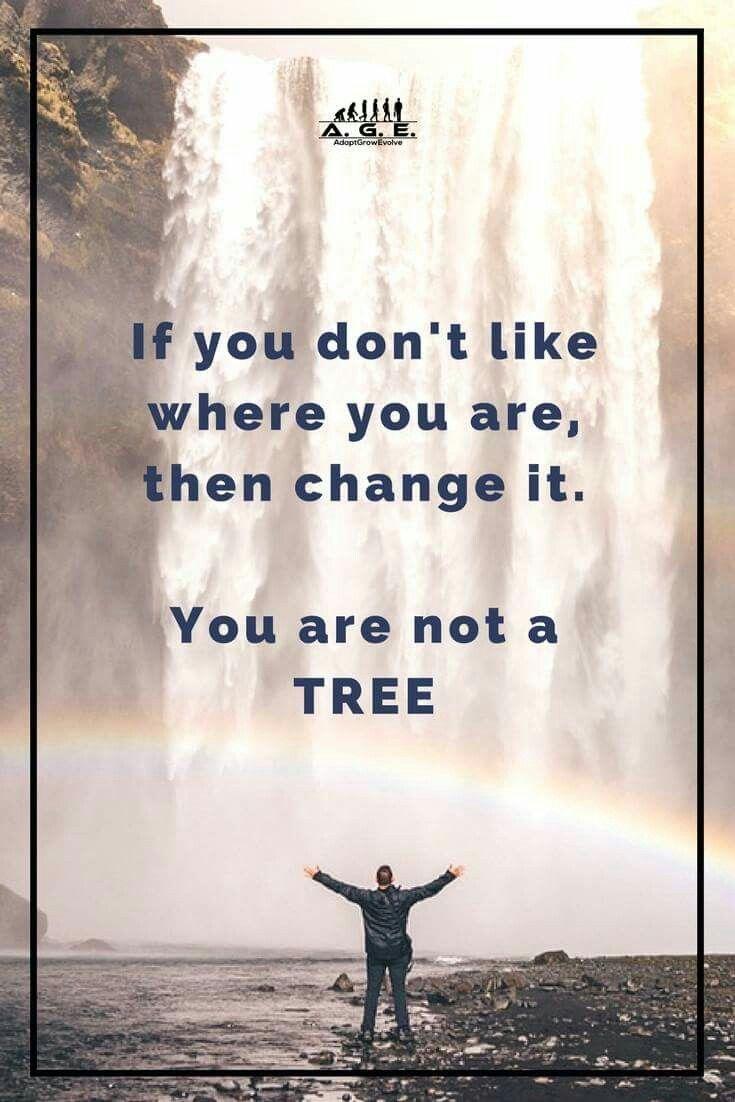 Adaptgrowevolve Motivation Lifeisfun Picoftheday Quote With