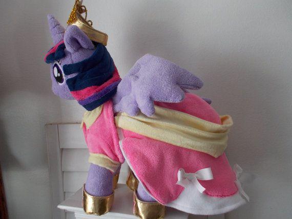 My Little Pony Friendship is magic Princess by Cinnamonstitch, $299.99
