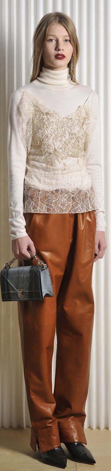 Dior Pre-Fall 2016 women fashion