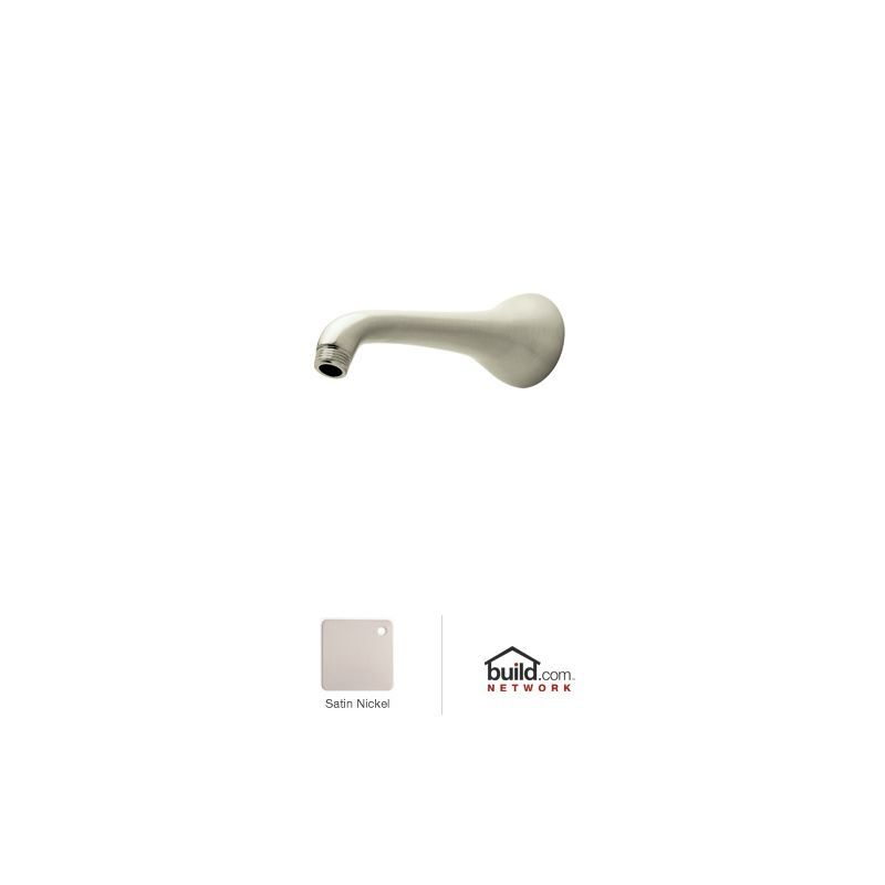 Rohl H08000STN SHOWER ARMS Satin Nickel