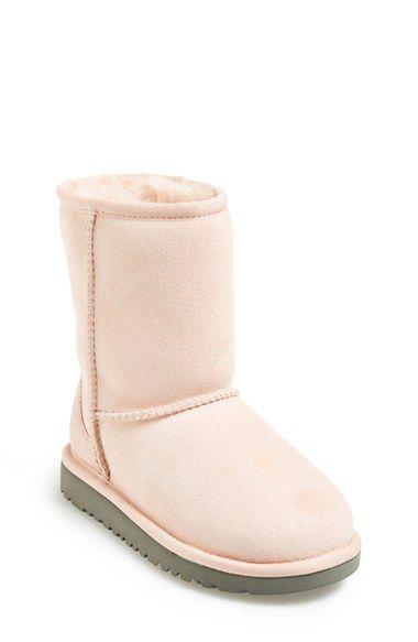 dde44697256 UGG® Australia 'Classic Short' Boot (Walker & Toddler) available at ...