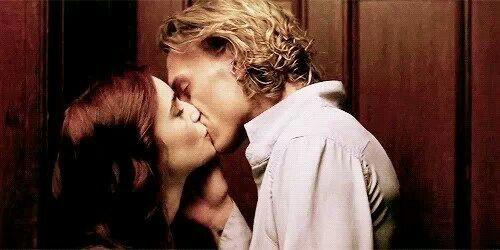 Kiss clary&jace ~ jamie&lily