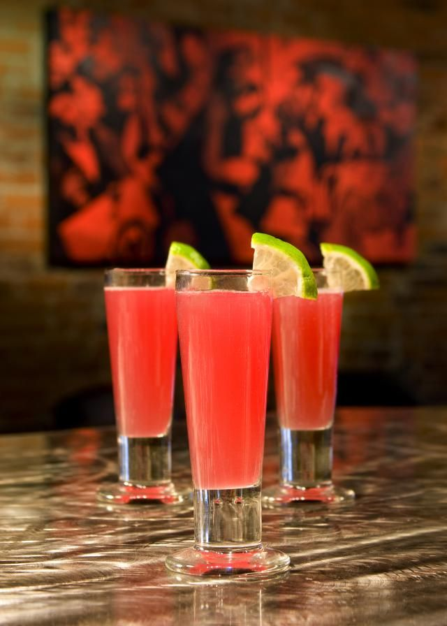 Tequila And Lychee Create A Very Fun Party Shot Resep Resep