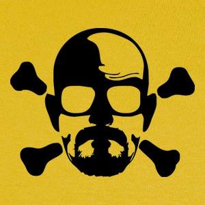 Camisetas Breaking Bad_Toxic Logo 1 Breaking bad
