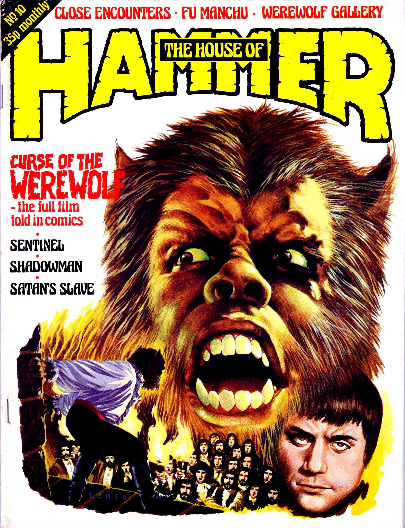 The House Of Hammer the house of hammer, vol. 1, no. 10, 1977 curse of the