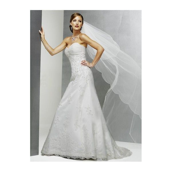 Ruched Sweetheart A-line Corset Lace overlay Satin Wedding Dress - Star Bridal Apparel