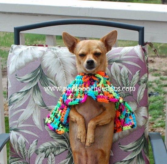 Crochet Dog Bandana Pattern Ideas Video Tutorial
