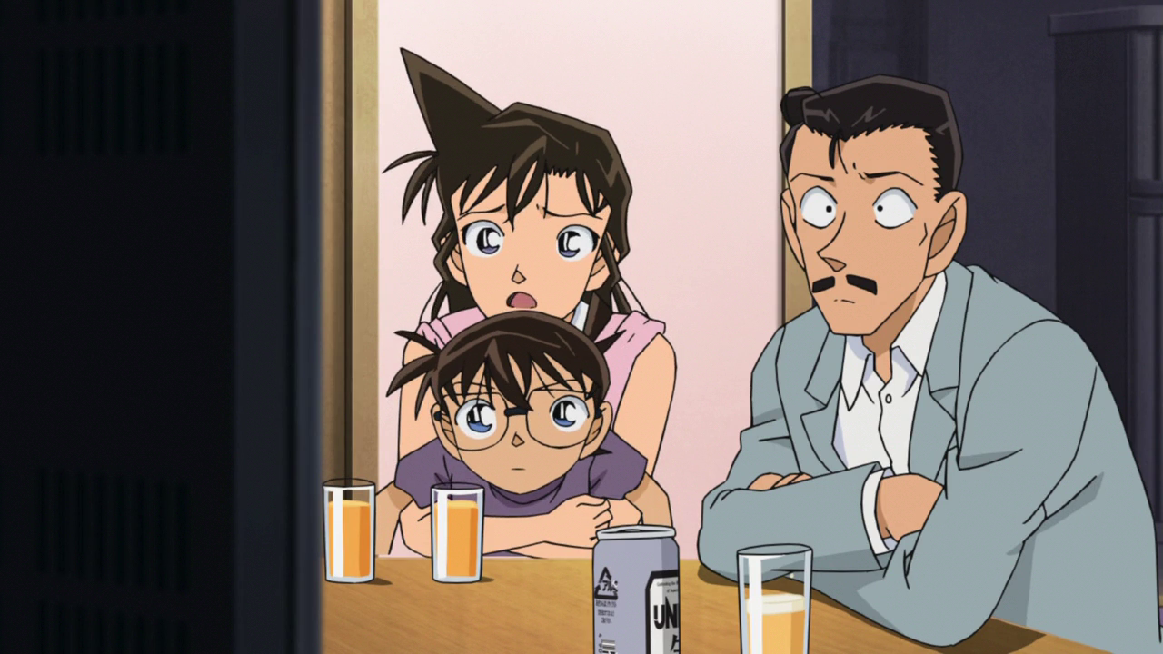 CharmingMystery ✧ Detective Conan Episode 830   A Cottage Surrounded f95354d40f