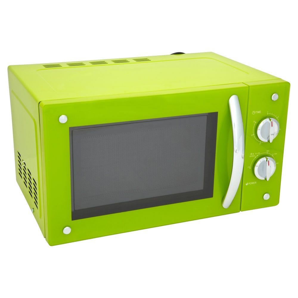 Wilko Microwave Lime Green 20L