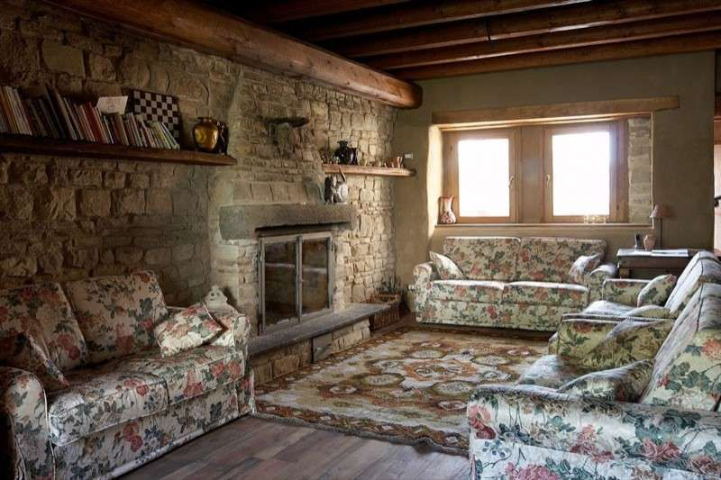 Camini in pietra da rustici a moderni | dream home | Pinterest