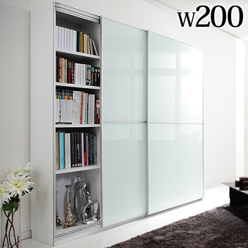 living room storage cabinets with doors. Large sliding doors living Board Salone width 200 cm room  storage cabinets door sideboard bookcase Bookshelf wall mirror