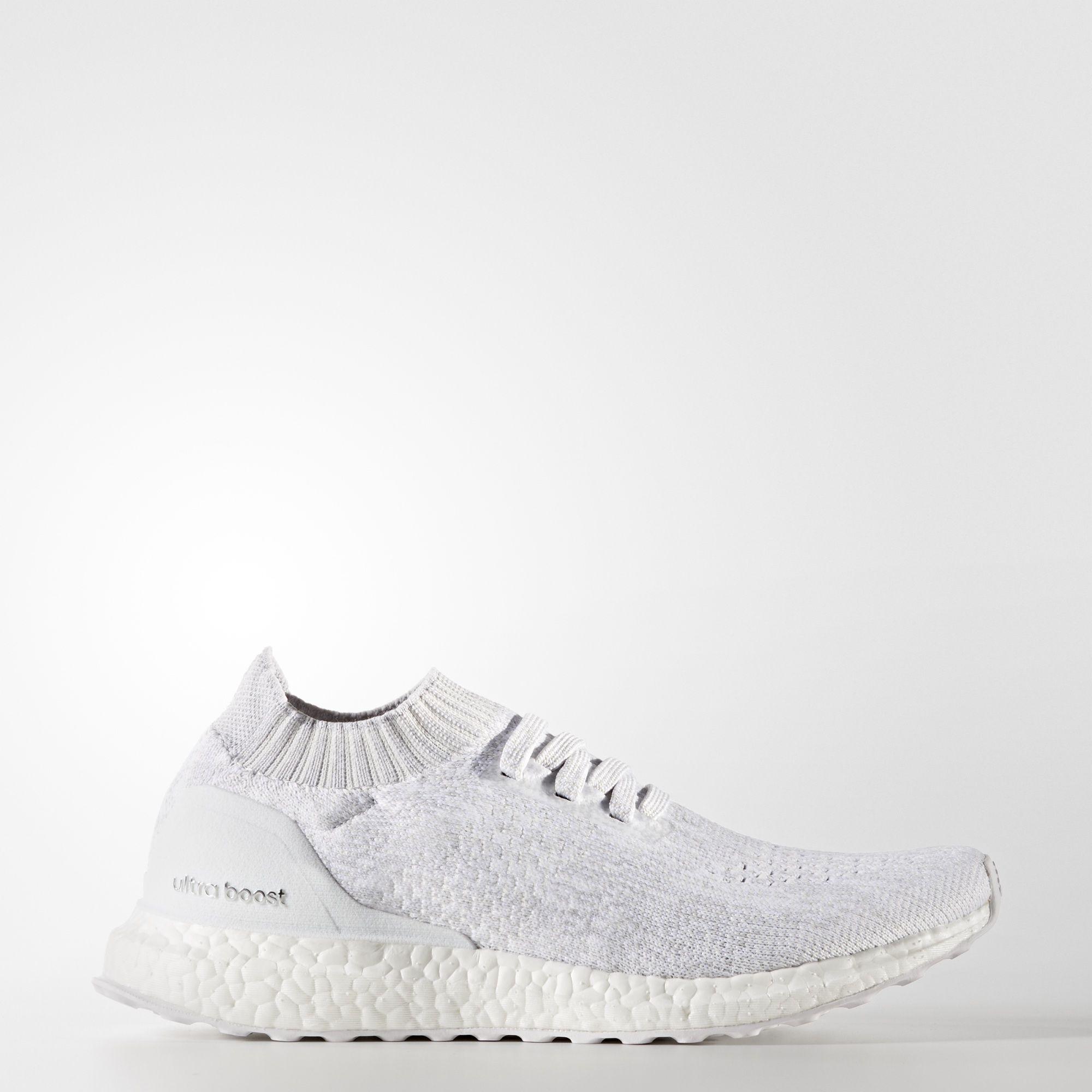 adidas energy boost hvid