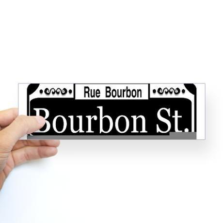 New orleans art bumper bumper sticker