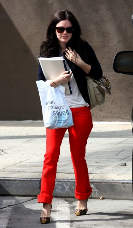 Kenzo Daily: Style icon of the month: Rachel Bilson ...