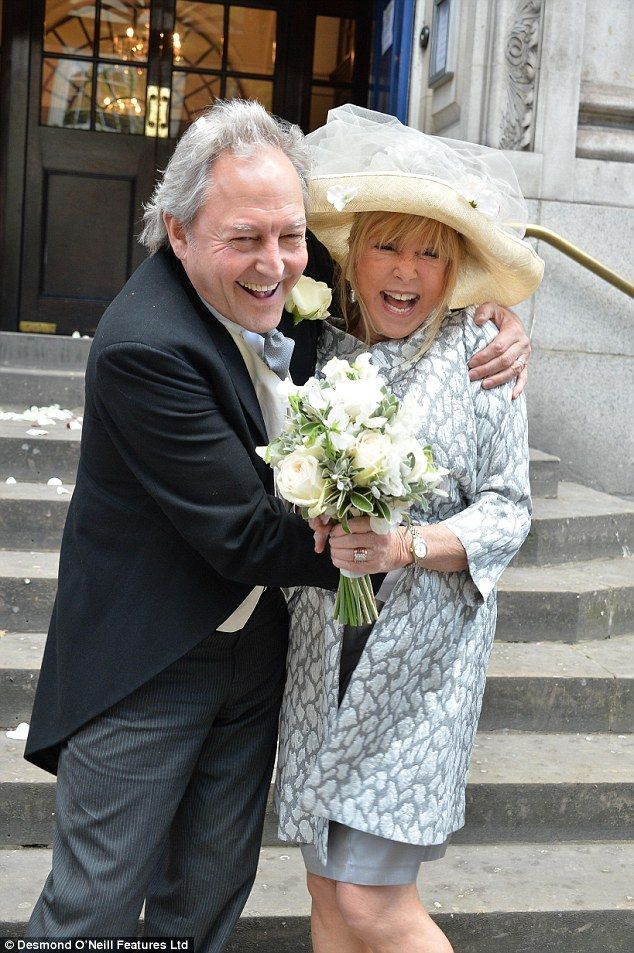 Wedding bells again for Pattie Boyd at 71 #dailymail / PATTIE WAS ONCE MARRIED TO GEORGE HARRISON.  SHE'S A SUPERMODEL FROM THE 60s.