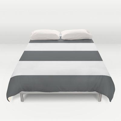 BLOCKING #1 Duvet Cover by Uta Krauss - $99.00