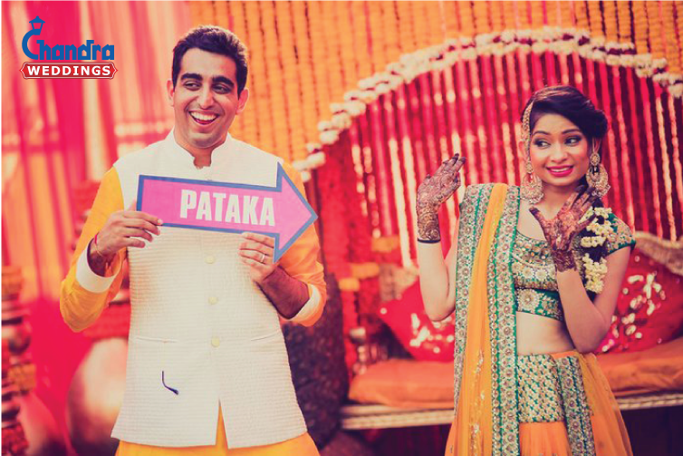Wedding Tip Be His Pataka By Adding Quirky Props In Your Mehndi Or