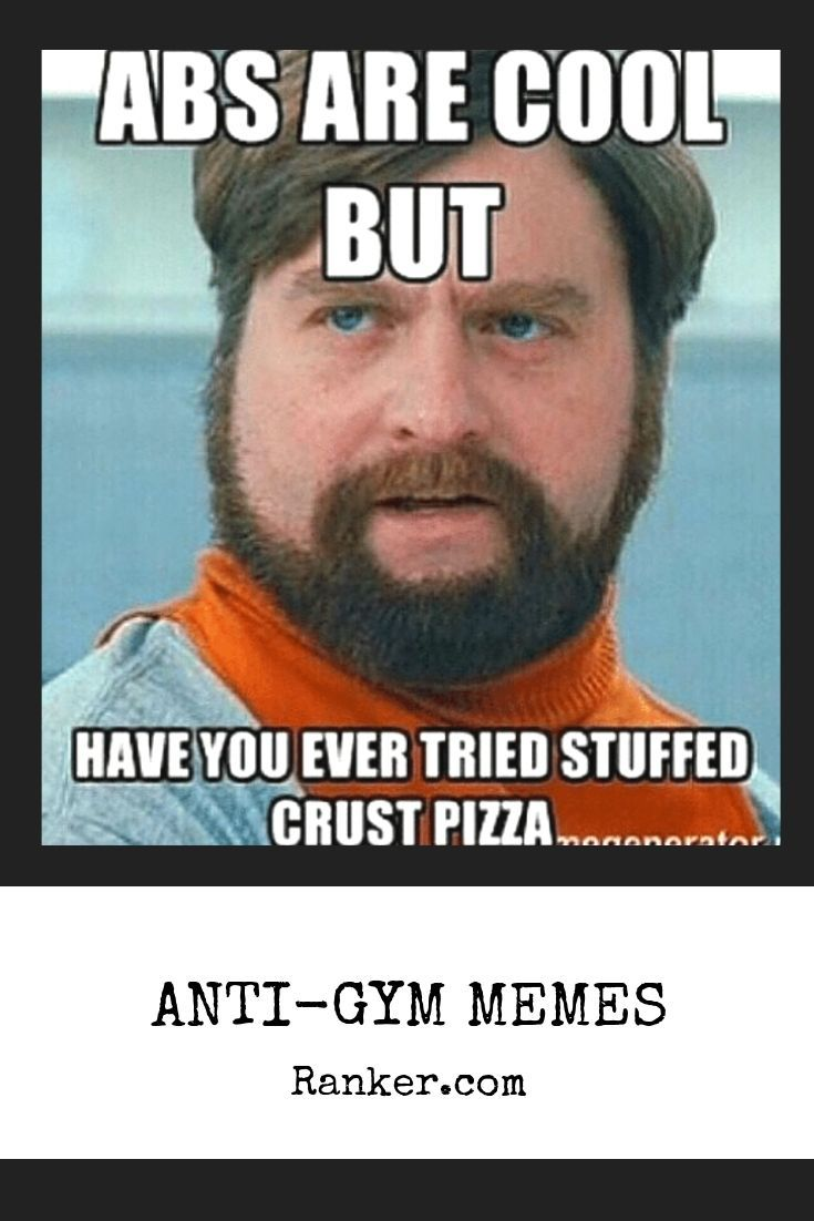 Funny memes about the gym that will make you laugh! From Crossfit and exercise memes, to diet memes,...