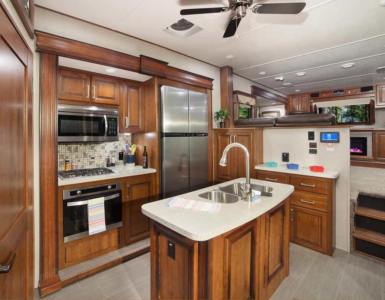 25 Awesome Rv Kitchen Storage Ideas For Best Kitchen