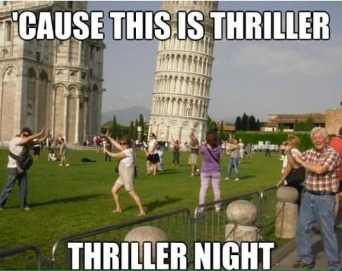 leaning tower madness...OMG hilarious!!
