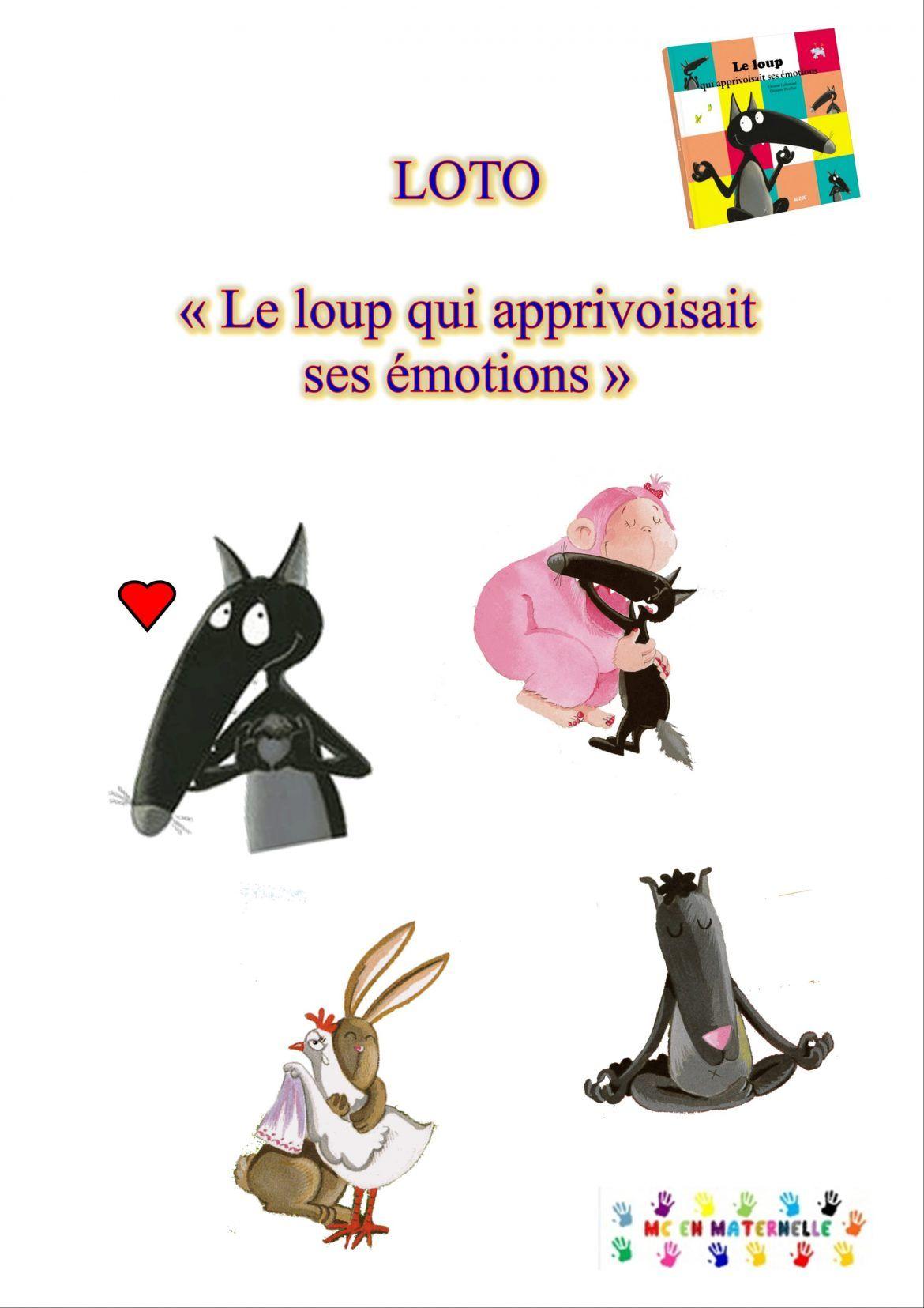 Le Loup Qui Apprivoisait Ses Emotions : apprivoisait, emotions, Apprivoisait, émotions, Planches, Émotions,, Loup,, Émotions, Maternelle